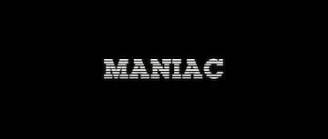 maniactitlescreen